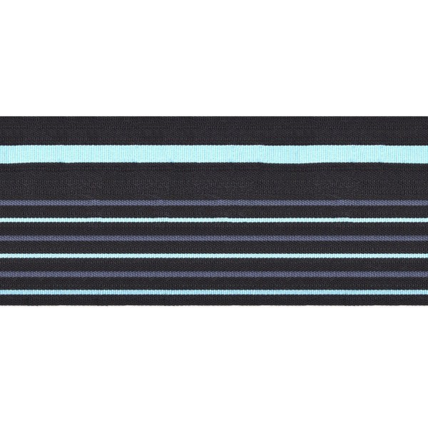 102mm - Air Chief Marshal (ACM) - Black with blue stripe - Royal Air Force Rank Braid