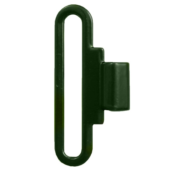 Male Quick Release Olive Green Buckle - Armed Forces