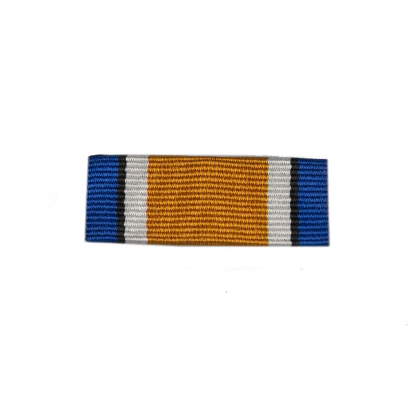 32mm WW1 British War Medal 1914-1920 Medal Ribbon Slider