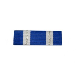 38mm NATO Afghanistan (ISAF) or Iraq (NATO Training Mission) Medal Ribbon Slider