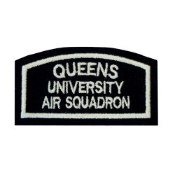 Queens University Air Squadron - Organisation Insignia - University Air Squadron - Royal Air Force Badge