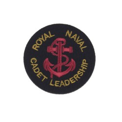 Royal Naval Cadet Leadership Badge