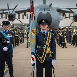 The Royal Air Force Regiment
