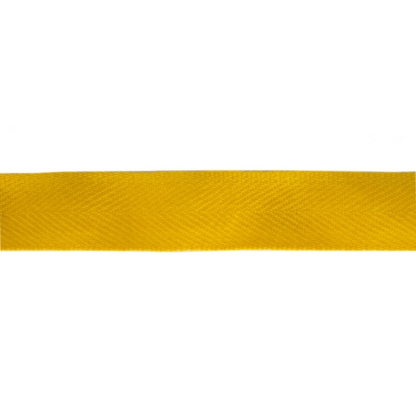 22mm - Indian Yellow 1010 Worsted - Herringbone Lace