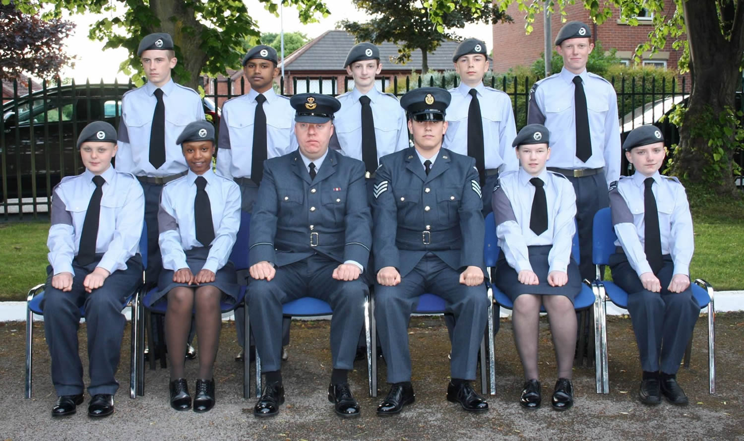 Wyedean Stores Cadets