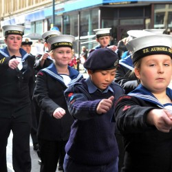Special City Parade for Bradford Sea Cadets